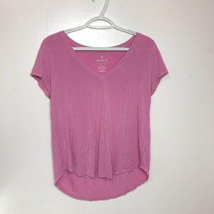 American Eagle Pink T-shirt